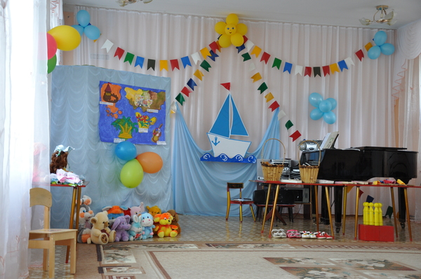 Оформление детского сада своими руками к 23 февраля фото